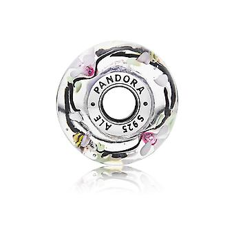 Pandora Garden Scene Murano Glass Charm - 797014