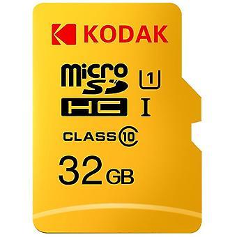 High Speed 16gb 32gb 64gb 128gb Tf / Micro Sd Card Class10 U1 Flash Memory