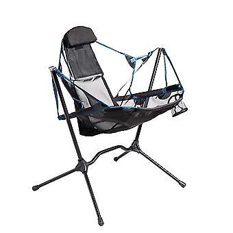 Bärbara kraftiga utomhusvikande camping gungor stolar