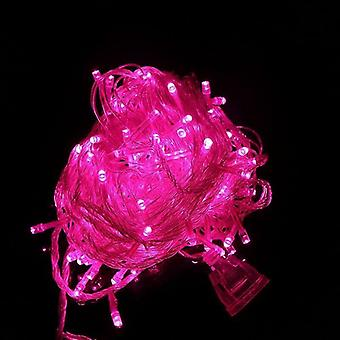 Copper Wire Led String Lights - Holiday Fairy Garland For Decoration