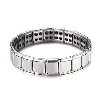 Magnetic Weight Loss Anklet Bracelet Effective Elastic Slimming Therapy Ring