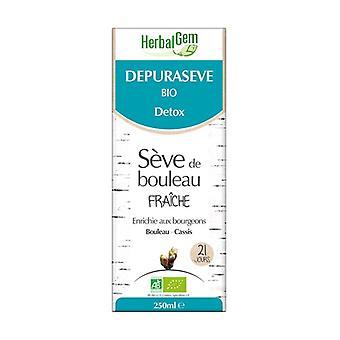 Organic depurveve 250 ml