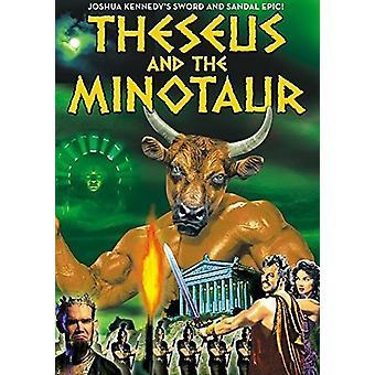Theseus & Minotaur [DVD] USA import