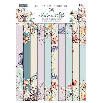 The Paper Boutique - Natures Gift Collection - Insert Collection