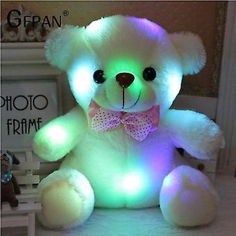 25cm Luminous Stuffed Unicorn Gleamy Animal Doll