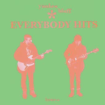 Yankee Bluff - Everybody Hits (Bright Green) [Vinyl] USA import