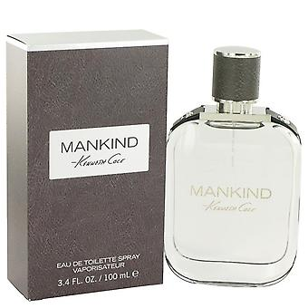 Kenneth Cole Mankind Eau De Toilette Spray door Kenneth Cole 3.4 oz Eau De Toilette Spray