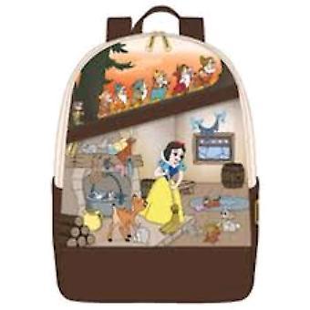Snow White and the Seven Dwarfs Multiscene Mini Backpack