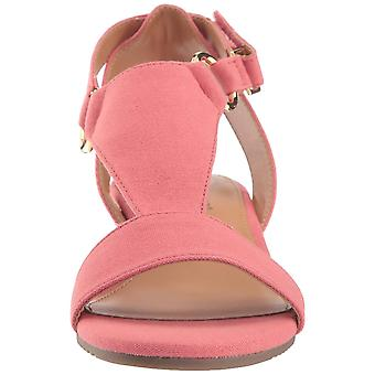Aerosole Frauen Creme Brulee Keil Sandale