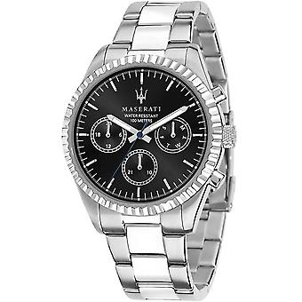 Mens Watch Maserati R8853100023, Kvarts, 43mm, 10ATM