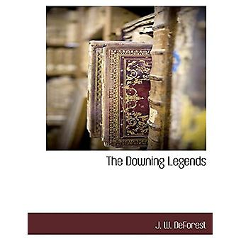 The Downing Legends by J W DeForest - 9781117886428 Book