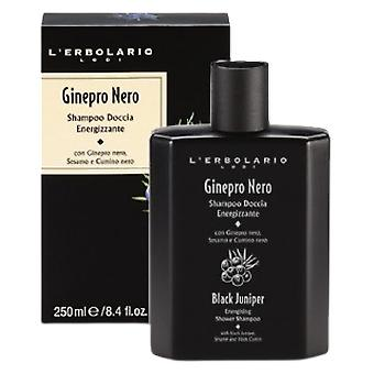 L'Erbolario Black Juniper Shower Shampoo2 50 ml
