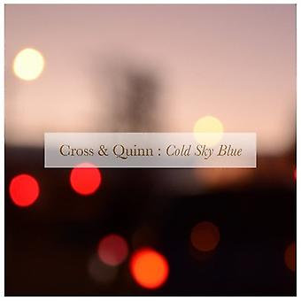 Cross & Quinn - kall himmelsblå [CD] USA import