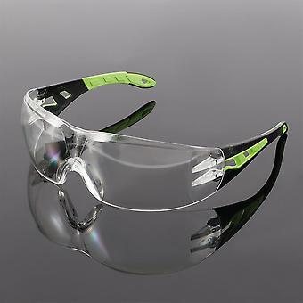 Okulary Ochronne Wiatr i pyłoszczelne, Factory Lab Outdoor Work Gogle