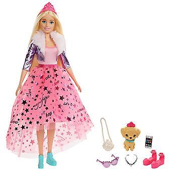 Barbie Princess Adventure Barbie Doll Playset
