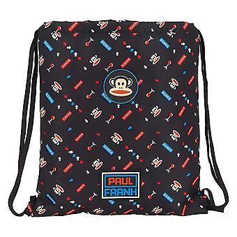 Backpack with Strings Paul Frank Retro Gamer Black