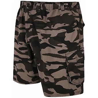 ESPIONAGE Espionage Mens Big Size Cotton Camouflage Combat Short