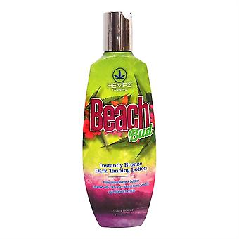 Hempz Beach Bud Instantly Bronze Dark Tanning Lotion 250ml Indoor/Outdoor