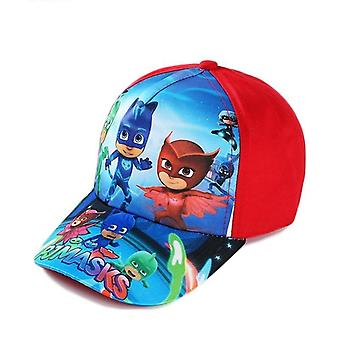 Pj Masks Cartoon Sun Hat Peaked Cap