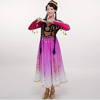 Danza piazza costume uiguro