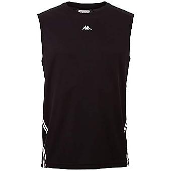 Kappa ILVO Heren T-Shirt, Kaviaar, S Heren