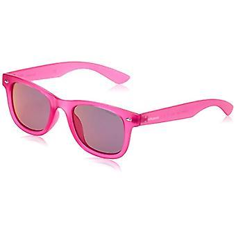 Polaroid PLD 8009/n Glasses, IMS/AI Bright Pink, 45 Unisex-Children
