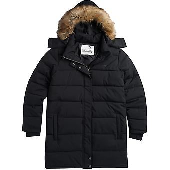 Animal Arctic Jacket i svart