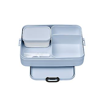 Mepal Large Bento Lunch Box, Nordic Blue
