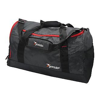 Precision Pro HX Medium Holdall Bag Węgiel drzewny czarny/czerwony