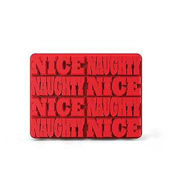 Zoku Zoku Naughty/Nice Ice Mold -