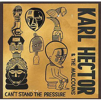 Karl Hector & Malcouns - Tål inte tryck-CD:n