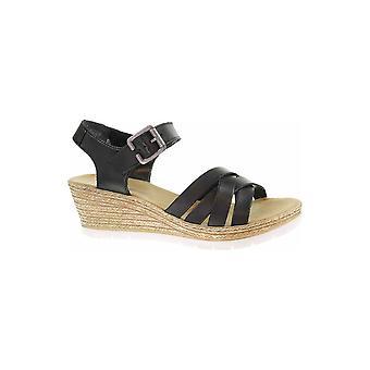 Rieker 6196300 universaalit kesä naisten kengät