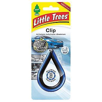 Saxon Little Trees Clip New Car Scent