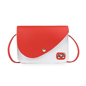 Crossbody Bag With Flap & Bow