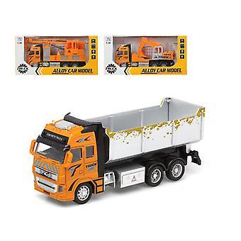Lastebil offentlig fungerer gul 119978