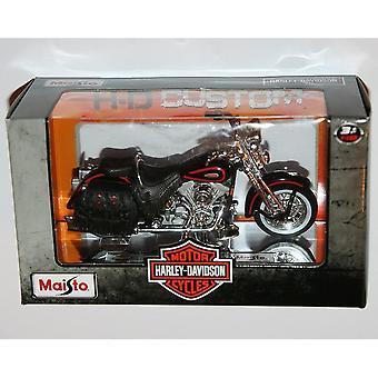 Maisto Harley Davidson 1998 FLSTS Heritage Springer 1:18