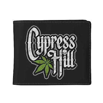 Cypress Hill Wallet Honor Band Logo new Official Black Bifold