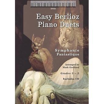 Berlioz: Enkla pianoduetter
