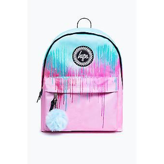 Hype Pastel Pink Drips Sac à dos