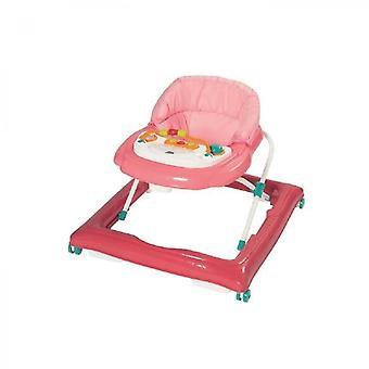 Baby Walker Tin Tin Pink