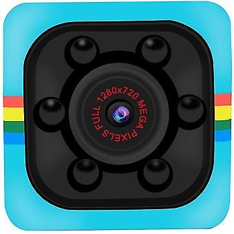 Caméra espion, mini caméra espion SQ11 caméra secrète 1080P mini caméra avec détection de