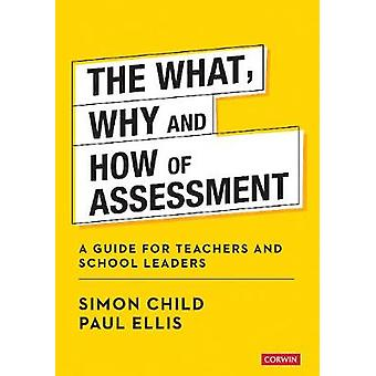 The What Why and How of Assessment