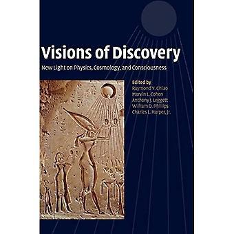 Visjoner om oppdagelse: Nytt lys på fysikk, kosmologi og bevissthet