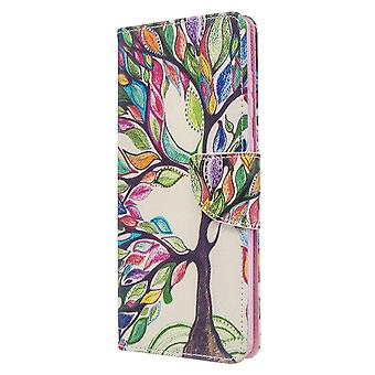 Fall für Samsung Galaxy A71 4g Muster Baum des Lebens