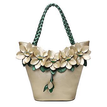 Flower Satchel Party Shoulder Handbag