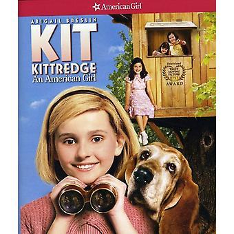Kit Kittredge-an American Girl [BLU-RAY] USA import