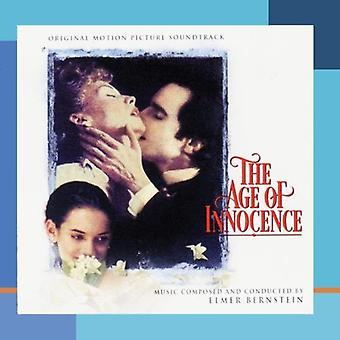 Diverse artister - Age of Innocence [DVD] USA importere