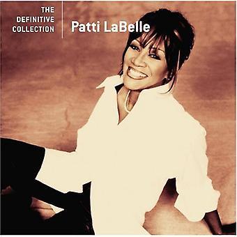 Patti Labelle - Definitive Collection [CD] USA import