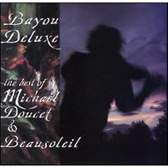 Michael Doucet & Beausoleil - Bayou Deluxe-Best of Michael Doucet & Beausoleil [CD] USA import