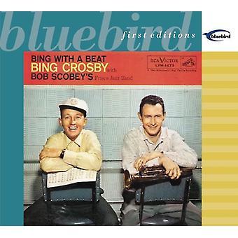 Bing Crosby - Bing med en Beat [CD] USA import